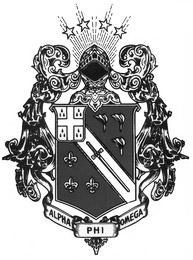 ALPHA PHI OMEGA seal