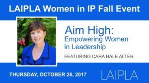 Women in IP event in Los Angeles, CA
