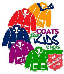 COATS FOR KID