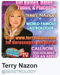 TERRY NAZON
