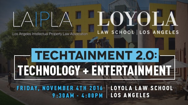 TechTainment 2.0 technology plus entertainment in the intellectual property realm