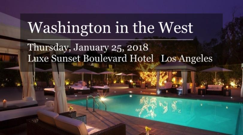 LAIPLA premier event includes USPTO representatives, Washington in the West