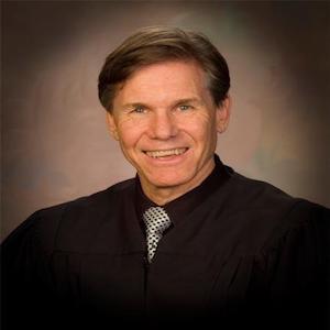 Judge Rader headshot