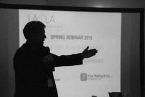 LAIPLA Spring Seminar 2018 Judge Rader