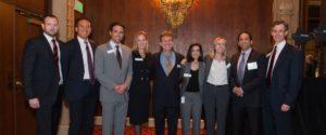 LAIPLA Board of Directors at Judges Night Gala