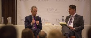 USPTO Director Iancu discussion at LAIPLA Spring Seminar 2018 at Ojai Valley Resort