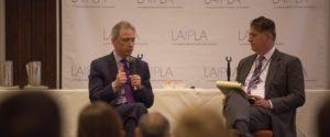 USPTO Director Iancu discussion at LAIPLA Spring Seminar 2018 at Ojai Valley Resort