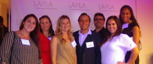 LAIPLA at the annual members only Welcome Back Mixer