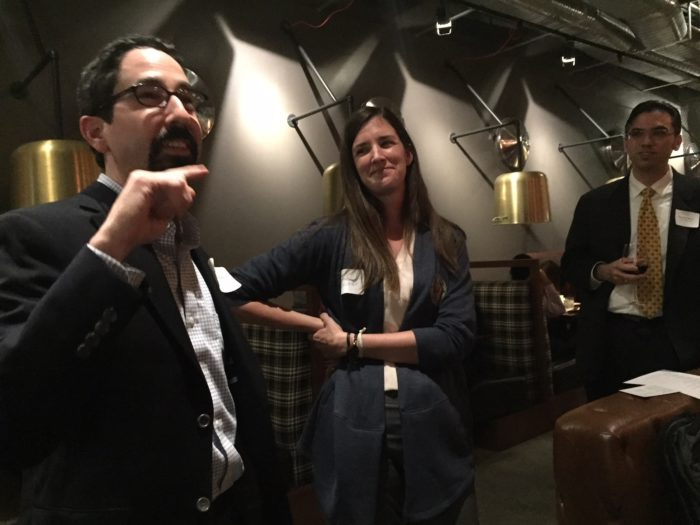 LAIPLA Young Lawyers Happy Hour Mixer on November 6, 2018