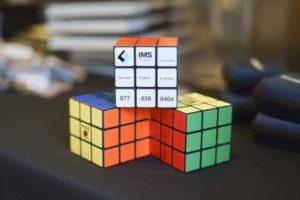 IMS Rubix cube