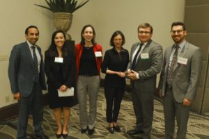 Ashe Puri, Jean Nguyen, Lisa Oullette, Emily Loughran, Oral Caglar, Jonathan Statman at LAIPLA's Washington in the West 2019