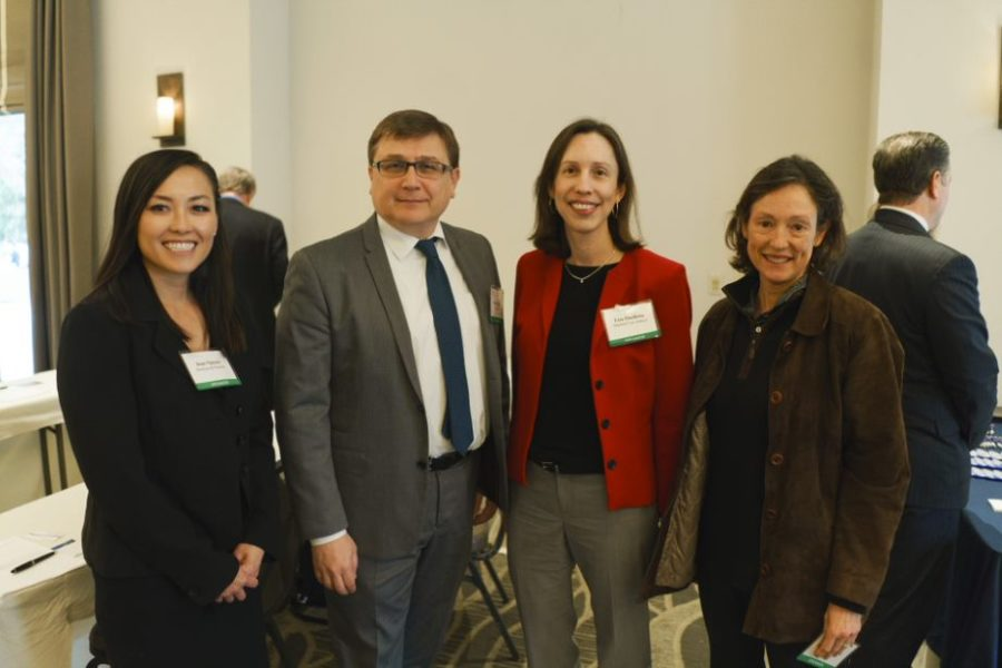 Washington in the West 2019 speakers Jean Nguyen, Oral Caglar, Lisa Oullette, and Emily Loughran