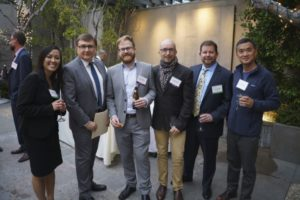 Jean Nguyen, Oral Caglar, Jeremy Smith, Freddy Thiel, Vincent Duffy,