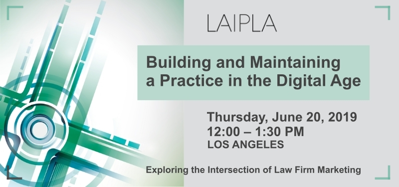 LAIPLA Small Firm Luncheon June 2019