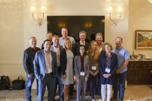 Our 2019 Board of Directors at LAIPLA Spring Seminar 2019