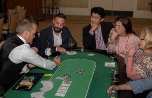 Casino games after dinner Saturday night at LAIPLA Spring Seminar 2019