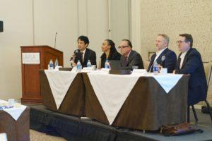 A panel at LAIPLA Spring Seminar 2019