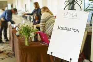 LAIPLA Spring Seminar 2019 Registration
