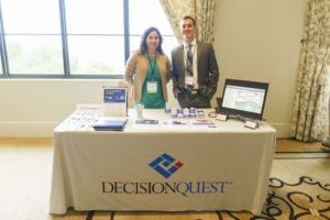 Thank you to DecisionQuest, one of the sponsors at LAIPLA Spring Seminar 2019