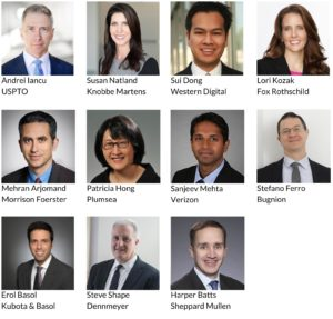 Line up of speakers for Washington in the West 2019