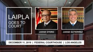 LAIPLA Goes to Court, Lunch and Talk in Los Angeles