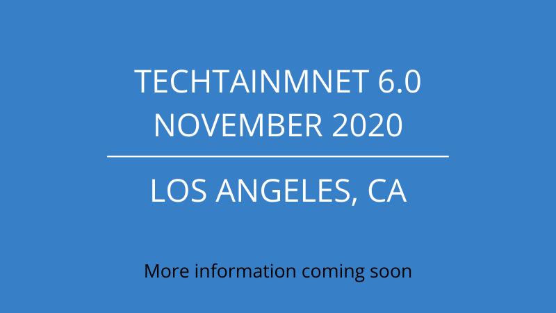 LAIPLA TechTainment 6.0 - November 2020