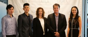 Group of members of Los Angeles Intellectual Property Law Association