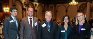 Recent past presidents of Los Angeles Intellectual Property Law Association