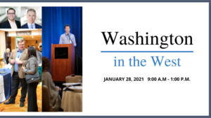 LAIPLA Washington in the West 2021 - January 28, 9:00 AM - 1:00 PM | Virtual Event