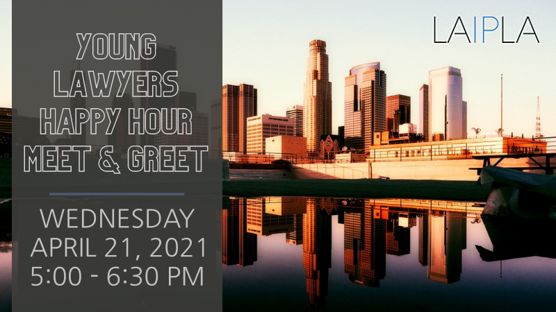Young Lawyers Happy Hour Meet and Greet Sprung Social: Wednesday, April 21, 2021, 5:00-6:30pm