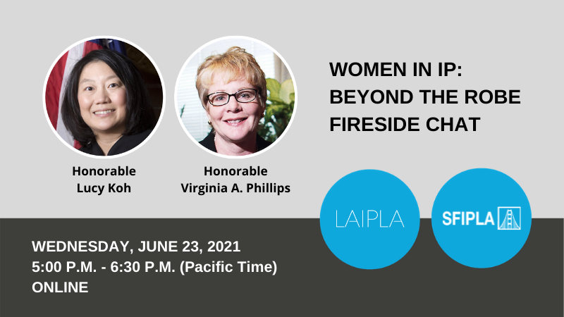 Women in IP: Beyond the Robe - Fireside Chat